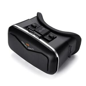 360° VR Headset Goggles 3D Glasses Virtual Reality Headset for Mobile Phone