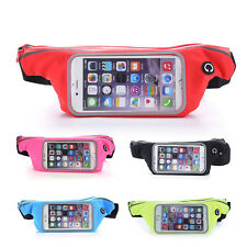 Sport Running Jogging Gym Waist Belt Bag Case Cover Holder for Mobile Cell Phone
