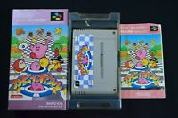 Complete Kirby's Dream Course Japanese Super Famicom Nintendo SNES
