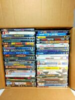 50 ct DVD Lot Action Romance Comedy Science Fiction Titles Shown