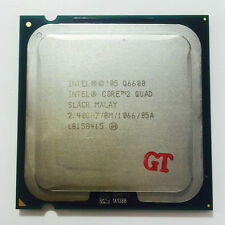 INTEL Q6600 Core 2 Quad Socket 775 CPU Processor