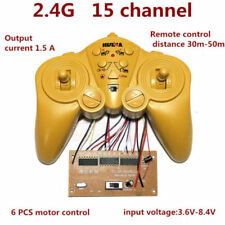 2.4G Transmitter & Receiver 15 Channel Remote Controller Distance 30m Boat #1647