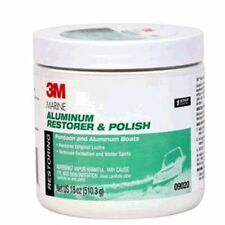 3M 9020/09020 Marine Aluminum Restorer and Polish 18 Oz Paste