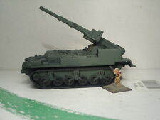 1/72 US 155mm self propelled howitzer m12 WWII painted tank artillery infantry
