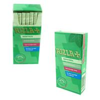 1 5 10 20 x 120 Rizla Ultra Slim Menthol Popatip Filter Tips Smoking Rolling