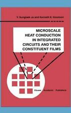 Microscale Heat Conduction in Integrated Circuits and Their Constituent Films (M