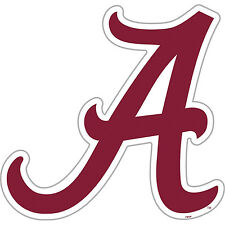 UNIVERSITY OF ALABAMA Crimson Tide Large Decal