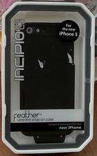 BRAND NEW IN BOX Incipio Feather, Ultra Thin Snap-On Case, for iPhone 5