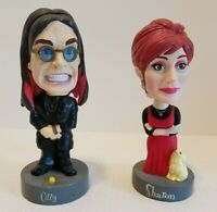 Ozzy & Sharon Figurines.