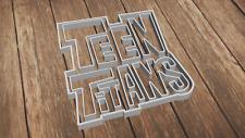 Teen Titans Cookie Cutter / Fondant / Icing