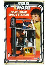 Vintage 1978 Kenner Star Wars Death Star Space Station Playset Complete w/Box