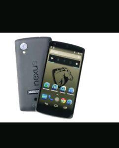 Nexus 5 PWNIE EXPRESS - PWN PHONE (16GB) KALI LINUX - MR.ROBOT