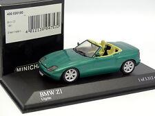 Minichamps 1/43 - BMW Z1 1991 Verde
