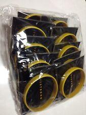 "Nike LIVESTRONG Bracelet Wristband (LOT OF 10) sz XXL 9"""