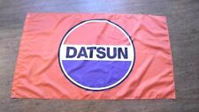 DATSUN ORANGE FLAG BANNER 3X5FT POLYESTER 280Z 240Z NISSAN NISMO