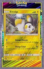 Emolga Reverse- SL4:Invasion Carmin - 35/111 - Carte Pokemon Neuve Française