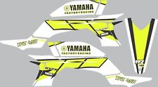 Graphics for 2003-2008 Yamaha YFZ450 YFZ 450 Highlighter ATV decals stickers
