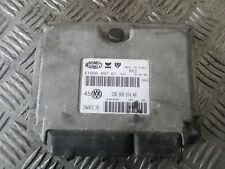 2002 VW GOLF MK4 1.4 AHW ENGINE MANAGEMENT ECU COMPUTER 036906014AN