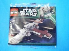 Lego Star Wars Bagged Toy ; 30240 Space Fighter (Headhunter ?). 2013