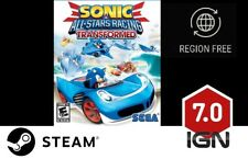 Sonic & All-Stars Racing Transformed [PC] Steam Download Key - FAST DELIVERY