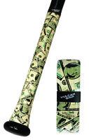 VULCAN ADVANCED POLYMER BAT GRIPS - LIGHT 1.00 MM - MONEY