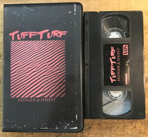 Hunger And Haunt Tuff Turf Vhs Punk New Wave Lunchmeat Industrial Experimental