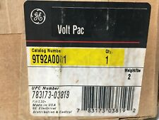 New! General Electric  9T92A0001  Variable Transformer 9T92A1 (#6233)