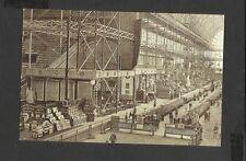 Nostalgia Postcard Crystal Palace Sydenham London 1900's