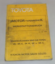 starlet workshop manuals car manuals and literature workshop manual toyota motor type series k for starlet corolla from 02 1981