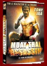 DVD FILM MUAY THAI ASSASSIN  VENTE DIRECTE EDITEUR NEUF