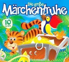 Kinder Hörbuch CD Große Märchentruhe, Die 10CDs