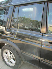 LAND ROVER DISCOVERY RIGHT REAR DOOR SHELL BLACK 1999 2000 2001 2002 2003 2004