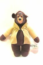 Disney Country Bears Ted Bedderhead Plush Toy McDonalds Issue 2001-2002