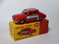 Renault Dauphine MINICAB  réf. 268 au 1/43 de dinky toys atlas / DeAgostini