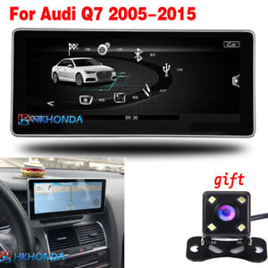 """Car GPS Radio stereo video Player Navi for Audi Q7 2005-2015 10.25"""" Android 10"""