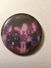 Authentic 1980's Concert Pin  Rock Group Lynyrd Skynyrd Street Survivor W/ Fire