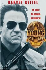 Young Americans DVD Region 1