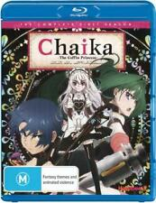 Chaika The Coffin Princess: Season 1  - BLU-RAY - NEW Region B