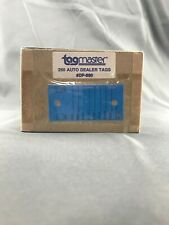 Self Protecting Auto Dealer 250 Pack of Blue