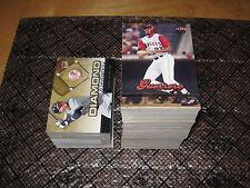 2006 Fleer Ultra Baseball Complete Base Set #1-200 + Complete Insert Set