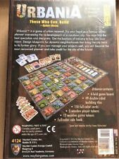 Urbania Mayfair mystery adventure action Games Board toy Game 2012