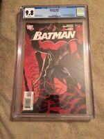 BATMAN #655 CGC 9.8 1ST DAMIAN WAYNE APPEARANCE BATMAN'S SON [DC COMICS, 2006]