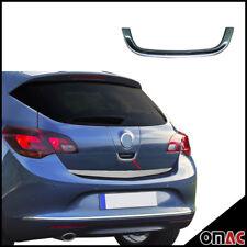 Opel Astra J Chrom Kofferraumöffner Blenden Heck Griff Heckklappe Edelstahl