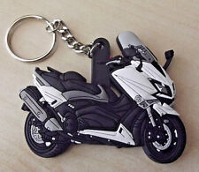 YAMAHA TMAX T MAX T-MAX SCOOTER 500 XP500 XP530 KEYRING RUBBER LIMITED STOCK