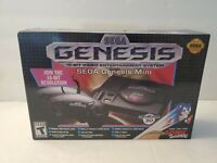 NEW SEGA Genesis Mini Console by Sega - 40 games +2 bonus titles + 2 Controllers