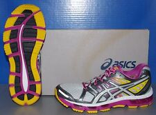 WOMENS ASICS GEL - CIRRUS33 2 in colors LIGHTNING / WHITE / BERRY SIZE 6