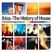 Ibiza The History Of House (3 X CD ' Various Artists)
