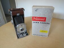 Vintage Polaroid Land Camera SpeedTimer Model 95 B 95B  w/ Original Box