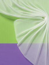 5 metres White Silk Chiffon 3.5, 90cm wide