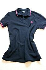 Paul Smith Mens black polo shirt short sleeves XL worn once ref CP